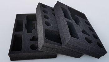 瓷器防震包装海绵内衬的几种做法