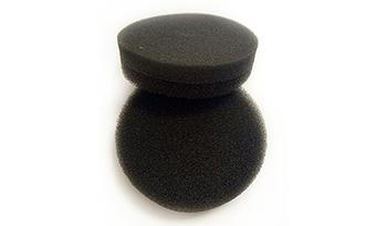 黑色打蜡海绵