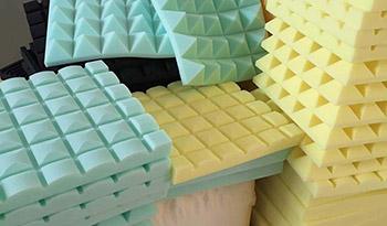 彩色金字塔海绵
