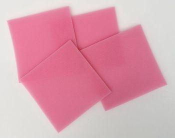 粉红色海绵