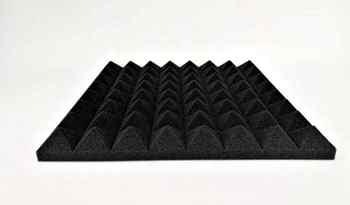 环保金字塔吸音海绵