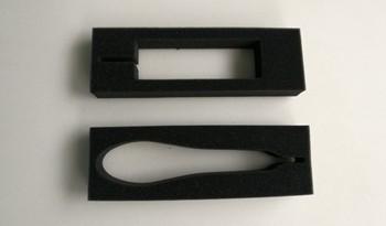 仪器包装海绵